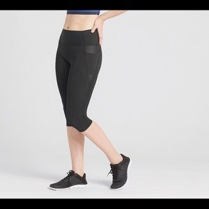 NEW High-rise Crop Fit Leggings Max Compression